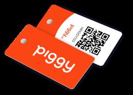 NIEUW! Sparen met Piggy